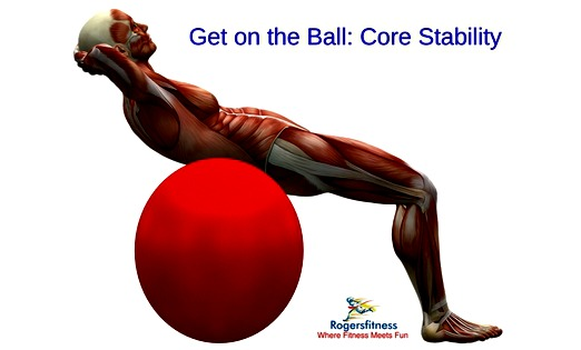 Get on the Ball: Core Stability