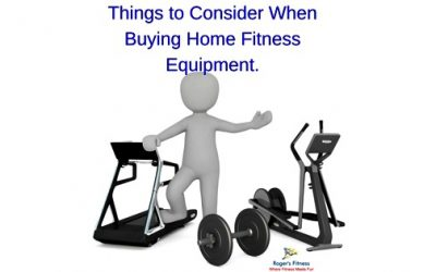 Things to Consider When Buying Home Fitness Equipment.