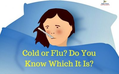Cold or Flu? Do You Know Which It Is?