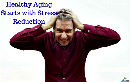 Healthy Aging, Healthy Body Starts with Stress Reduction