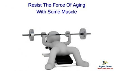 Resist The Force Of Aging With Some Muscle