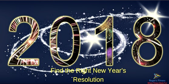 Find the Right New Year's Resolution