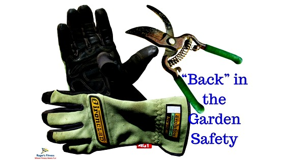 """Back"" in the Garden Safety"