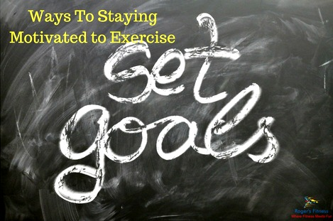 Staying Motivated to Exercise
