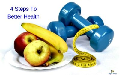 4 Steps To Better Health