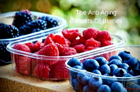 The Anti Aging Benefits Of Berries