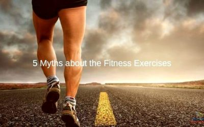 5 Myths about the Fitness Exercises