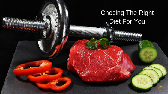 Chosing The Right Diet For You
