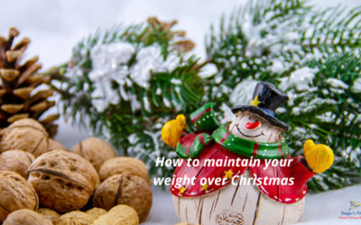 How to maintain your weight over Christmas